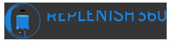 IV Therapy Palm Desert – Replenish 360 Logo