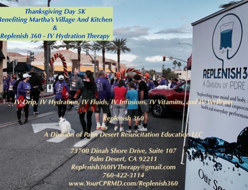 2018 Thanksgiving Day 5K Run Benefiting Martha's Village & Kitchen